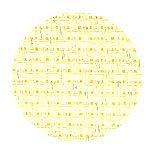 Aida - 14ct - Yellow Dust Opalescent